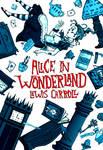 Falling Alice - Alice in Wonderland by Gytrash01