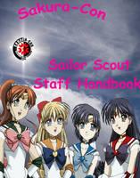 Sakura-con Sailor Scouts by Kato-Shiroi