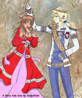 A fairy tale love by Kato-Shiroi