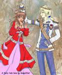 A fairy tale love