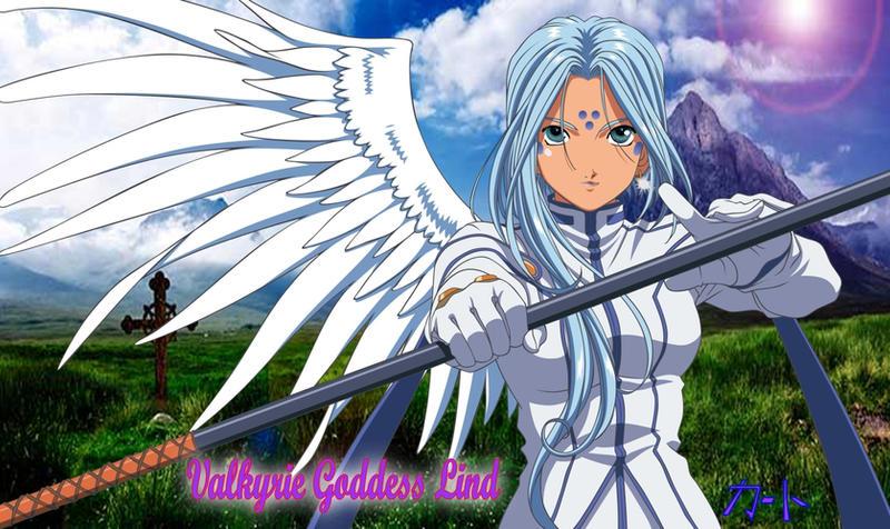 Valkyrie Goddess Lind