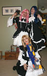 Princesses Staffing Sakuracon
