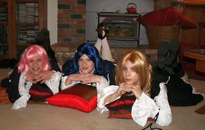 3 Princesses by Kato-Shiroi