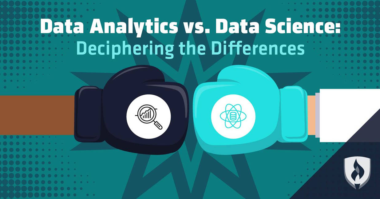Data Analytics vs Data Science by ruhhana