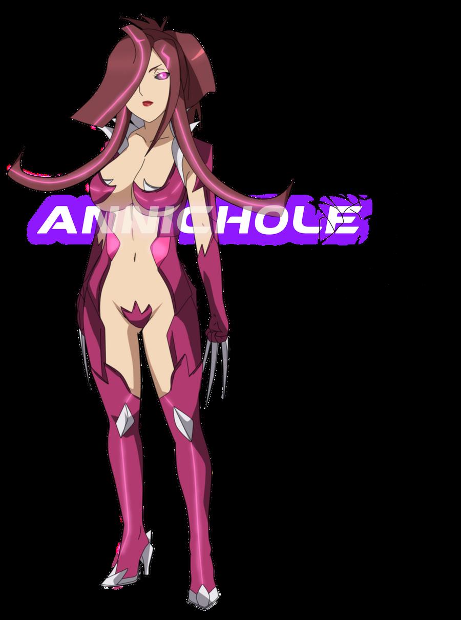 Akina Cloneblade Form by anniberri