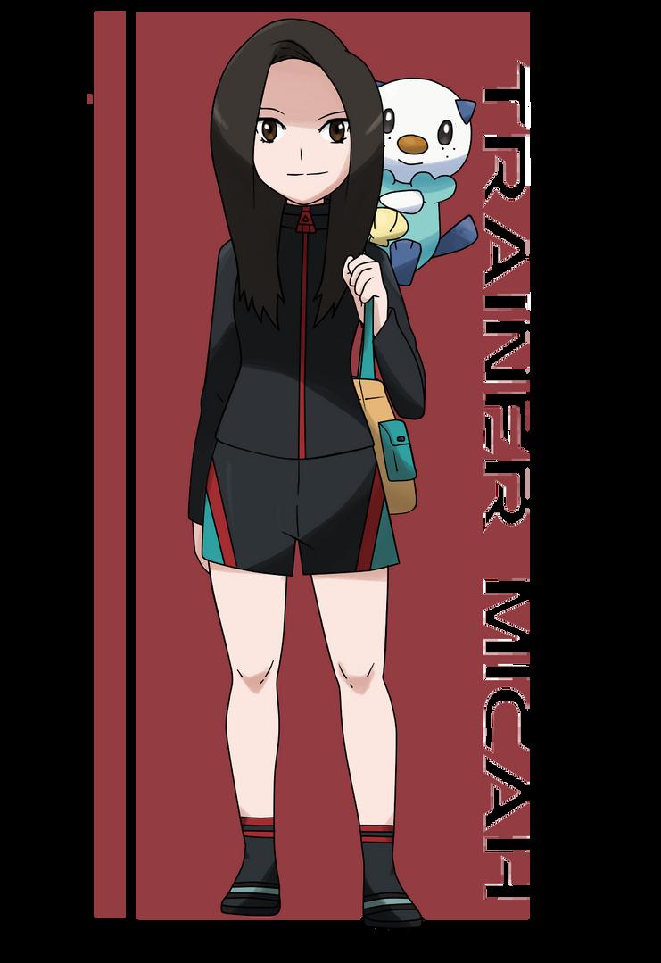 Trainer Self by anniberri