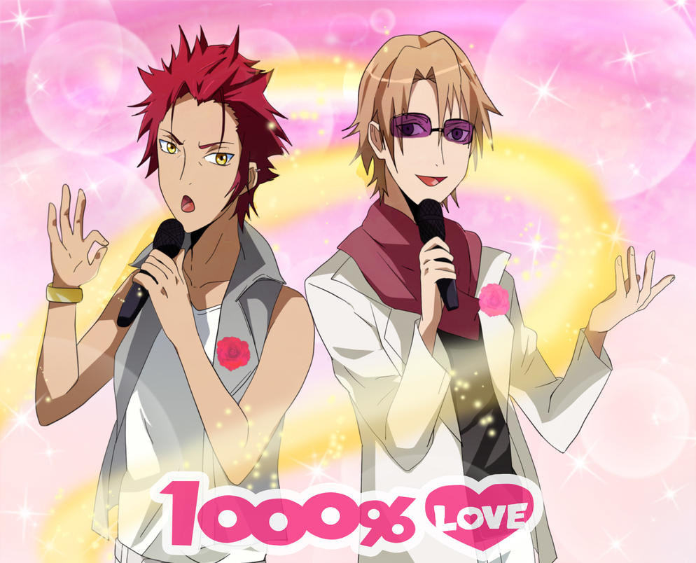 Maji 1000 love by anniberri