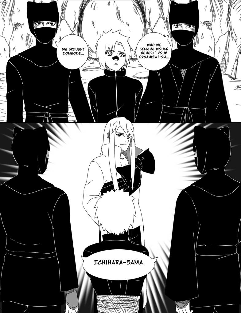 Tsukikage Kuragari: Kano's Story Pg. 1 by anniberri
