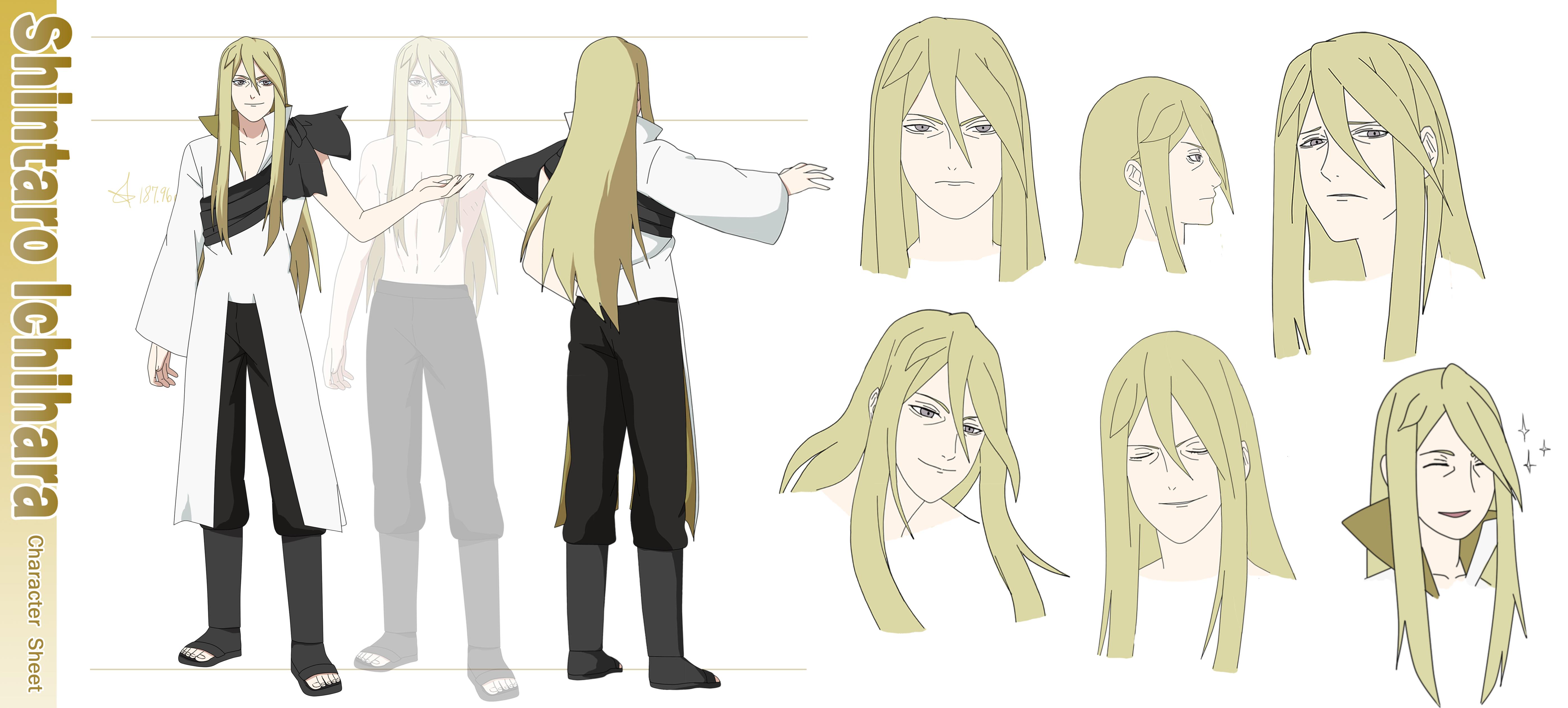 Character Sheet: Shintaro Ichihara by anniberri