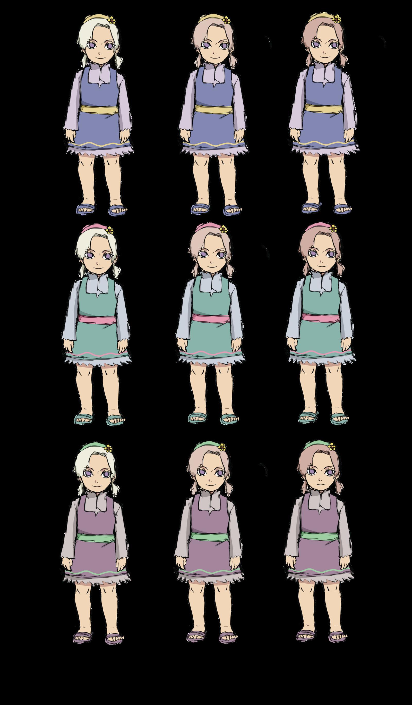 Vote: Kokona's Color Scheme by anniberri