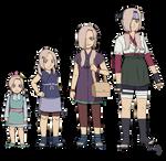 Kokona's Design: Ages 2-14 by anniberri