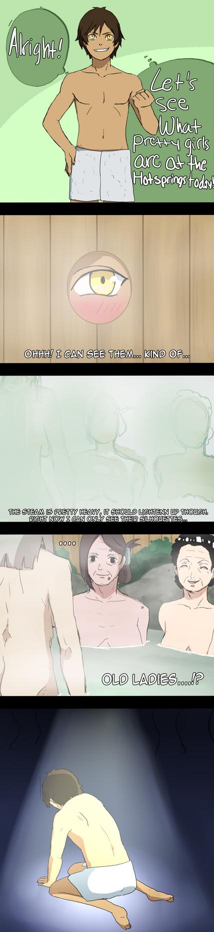 Susumu Comic by anniberri