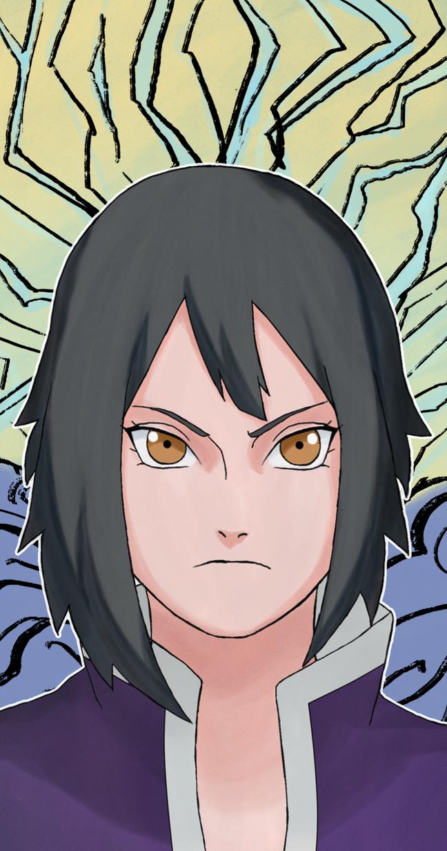 Michiko Manga by anniberri