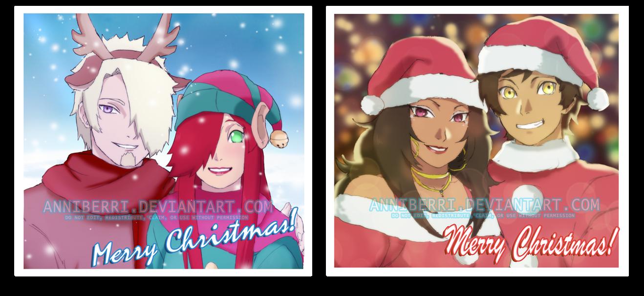 Merry Christmas! by anniberri