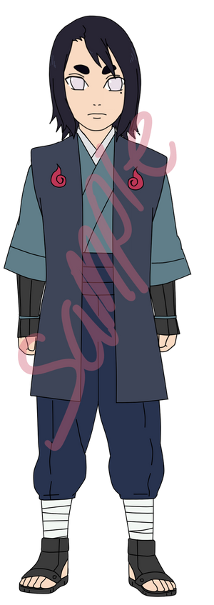 Main House Hyuga Adoptable -Closed-