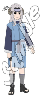 Sheep/Ram Chinese Zodiac Naruto Adopt -CLOSED-