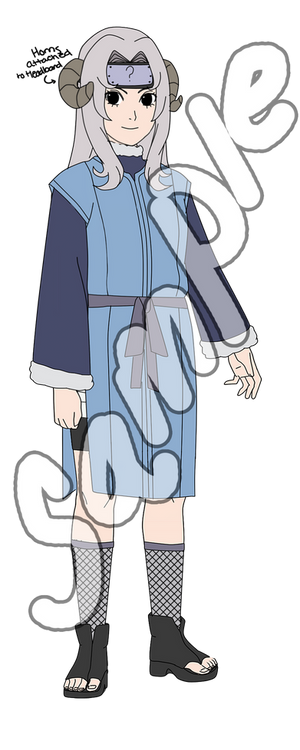 Sheep/Ram Chinese Zodiac Naruto Adopt -CLOSED-