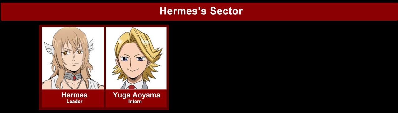 Hermes List by anniberri