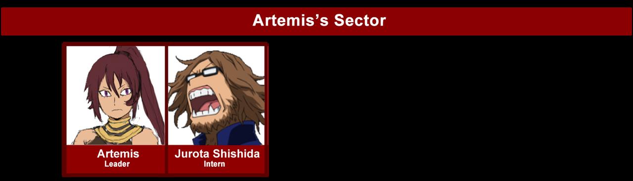 Artemis List by anniberri