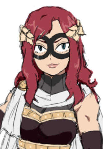 Athena Hiraku Rikizen by anniberri