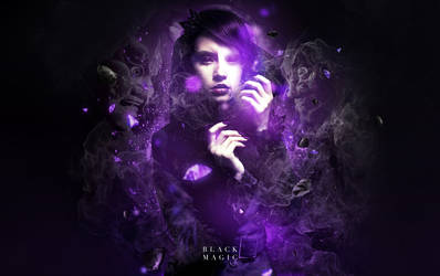 Black Magic by Jasperio
