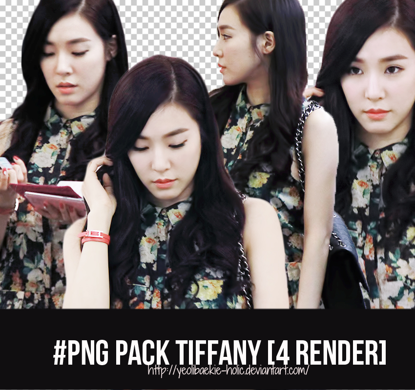 #PNG Tiffany [RENDER] by yeolibaekie-holic
