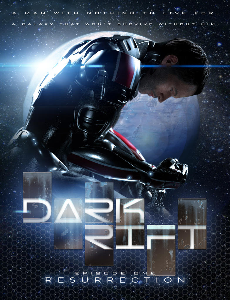 Dark Rift -Resurrection- Cover Art by Epoch-Art