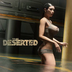 Dossier 014: The Deserted by Epoch-Art