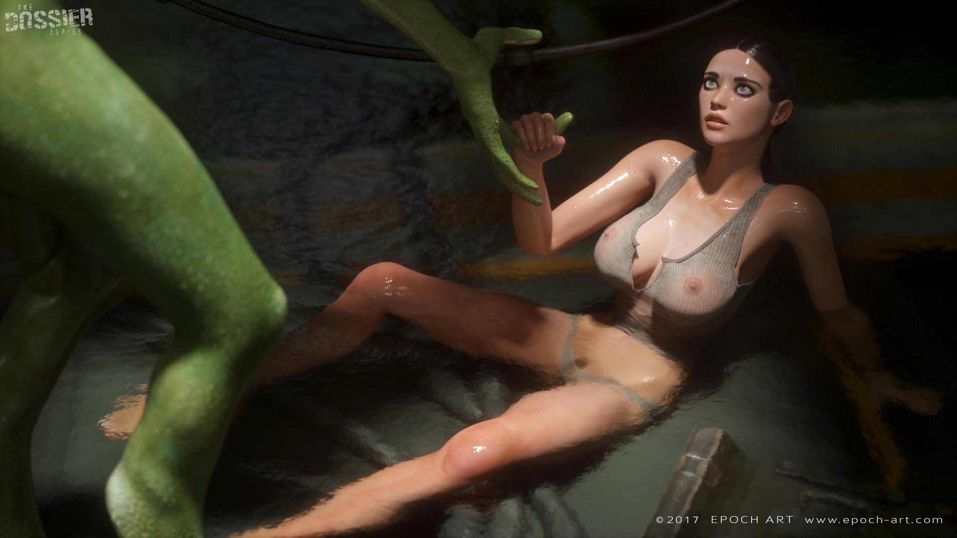 Demonporn nude clip
