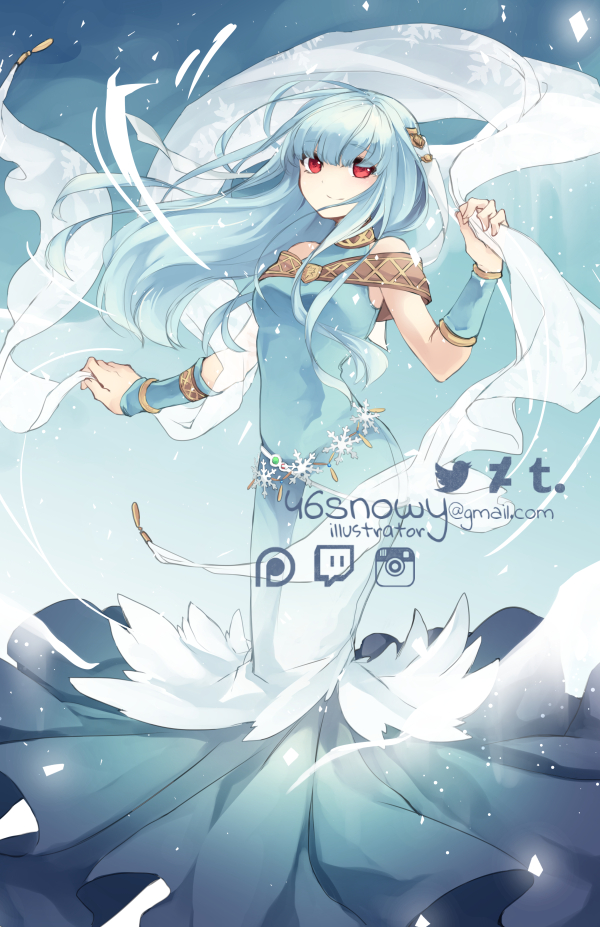 Fe Ninian By 46snowy On Deviantart