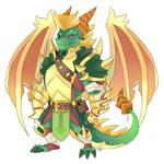 MirrorVerse Reignited Pyrous Father of Spyro