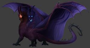 Spyro Mirroverse Grendor by Desrosaur