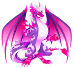 Spyro Mirrorverse-Prince Of Darkness Dark Spyro by CyberDesro3300