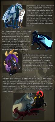 Spyro Mirrorverse Encyclopedia: Dragons part 1