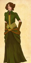 Steampunk Clothing Concept