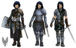Knight Concepts - Female