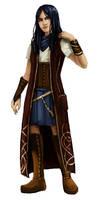 Steampunk Schoolgirl 001