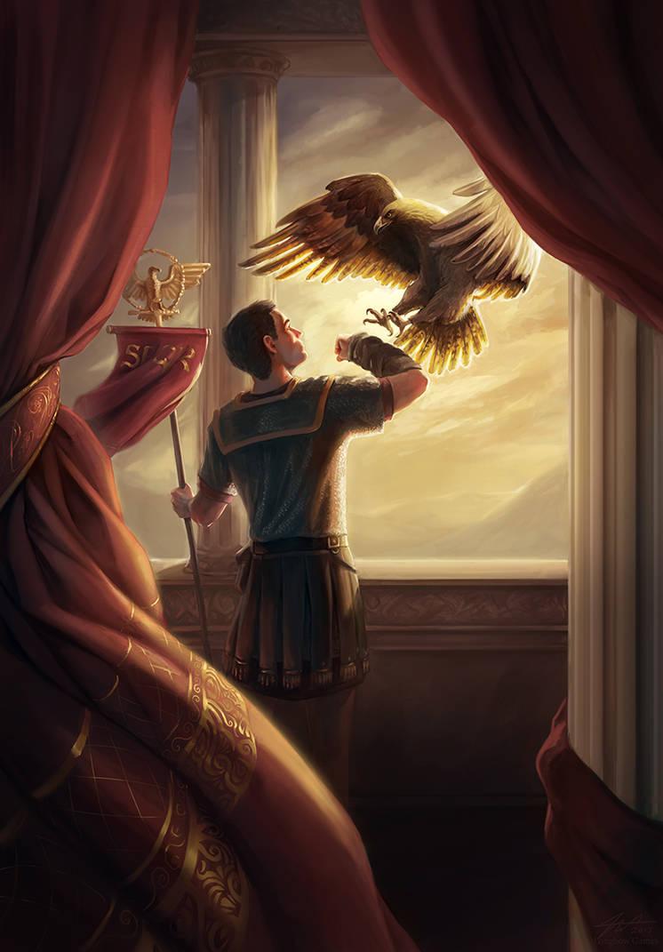 The Eagle by daestwen