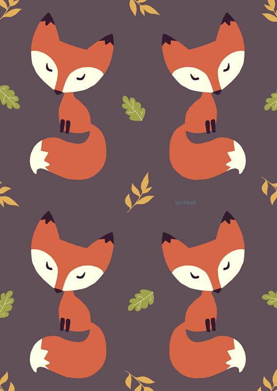 Foxy Friend2 by soinkah
