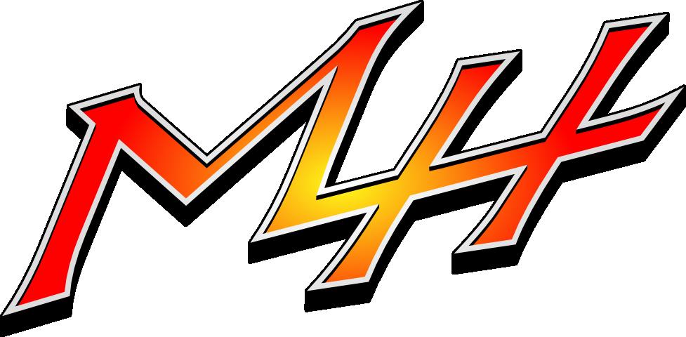 Mh Logo By Guynietoren