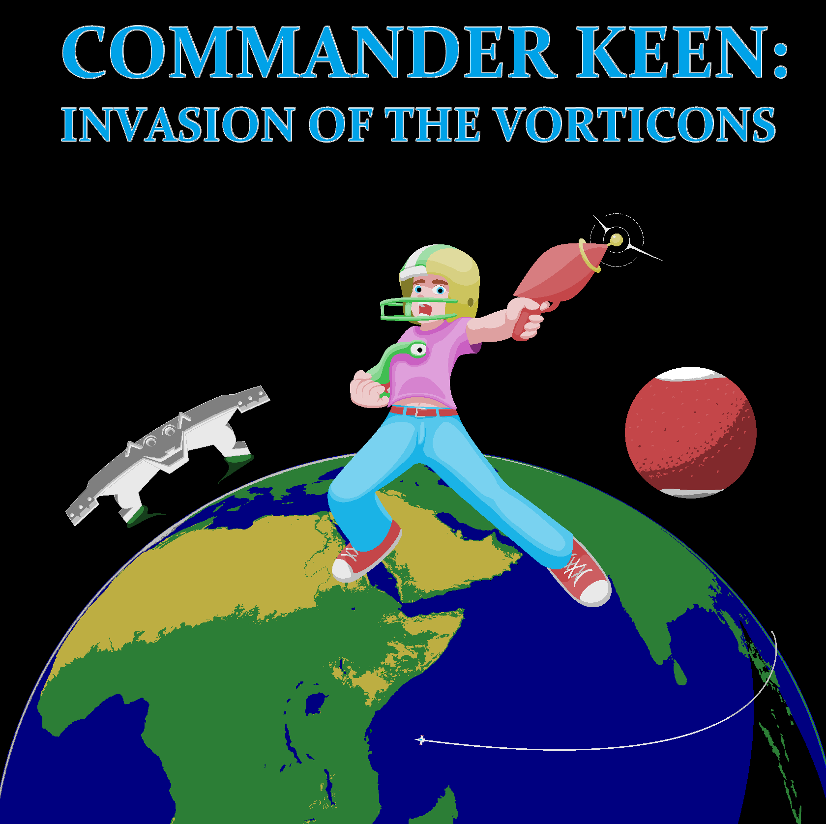 Invasion of the Vorticons