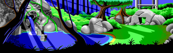 Space Quest 2 by guynietoren