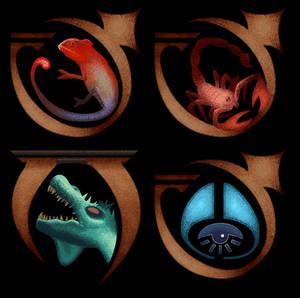Oblivion spell icons