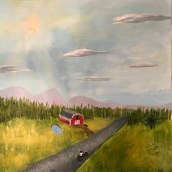 Open Road in God's Majesty by guynietoren