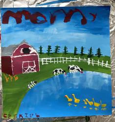 Farm by guynietoren