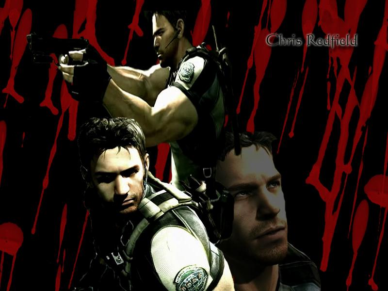 Resident_Evil_5_Chris_Redfield_by_insaneRay