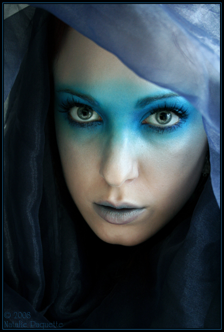 A Foreign Blue by fetishfaerie-photos