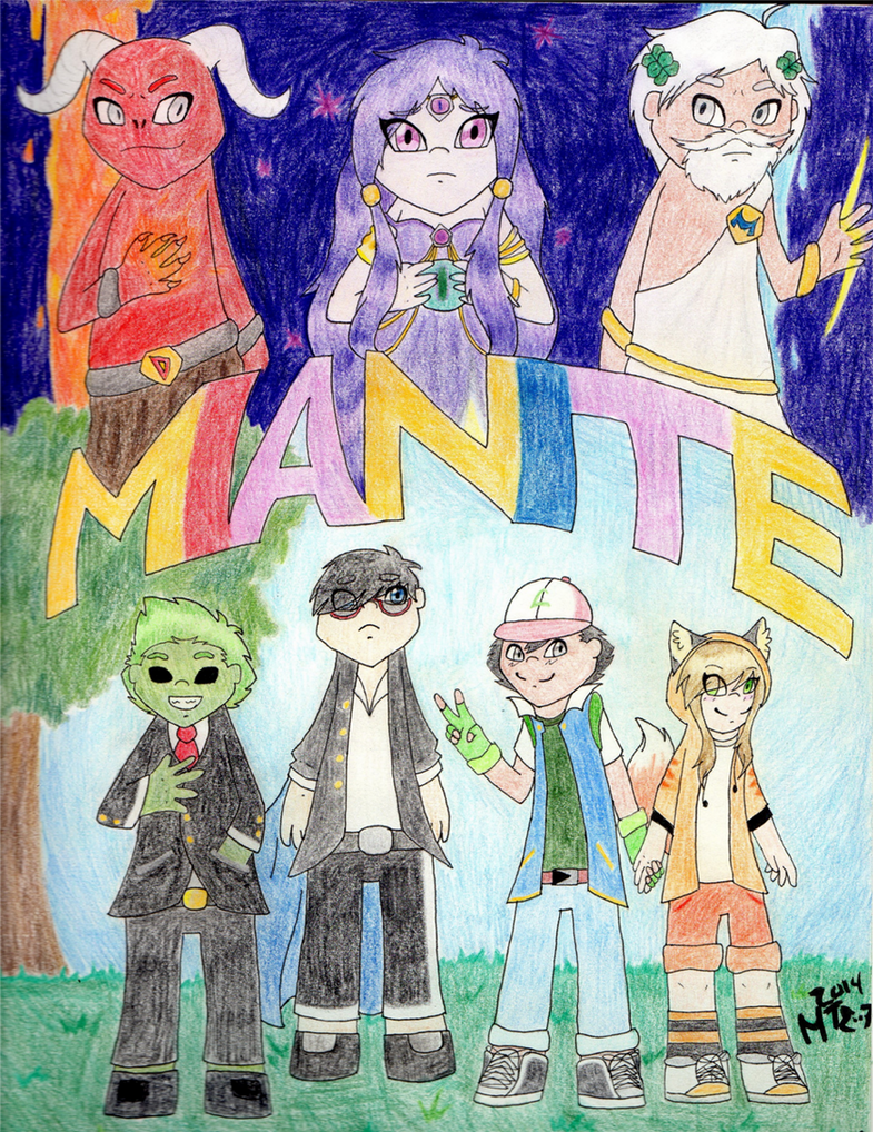 Mianite by CATtheDrawer