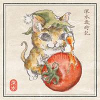 [Kitten] Tomato by chills-lab