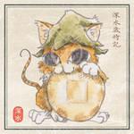 [Kitten] Rice cracker -Oikesenbei-